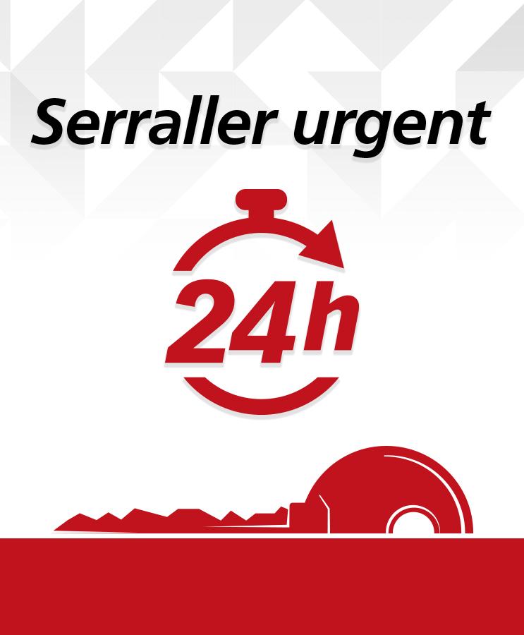Serraller urgent 24 hores - Servei a tota la provincia de Girona